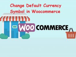 Change Singapore Dollar currency symbol from $ to SG$ in WooCommerce