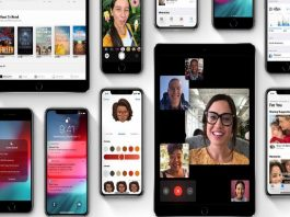New Apps in iOS 12