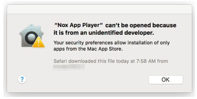 How To Fix An Application That Won't Start In Mac?