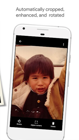 PhotoScan-One of the 10 Lesser Known but Useful Android Apps