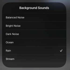 How To Use iPhone Background Sounds In iOS 15?