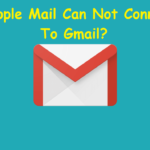 Apple Mail app can not connect to Gmail