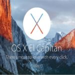Getting started with new Mac OS X 10.11 El Capitan