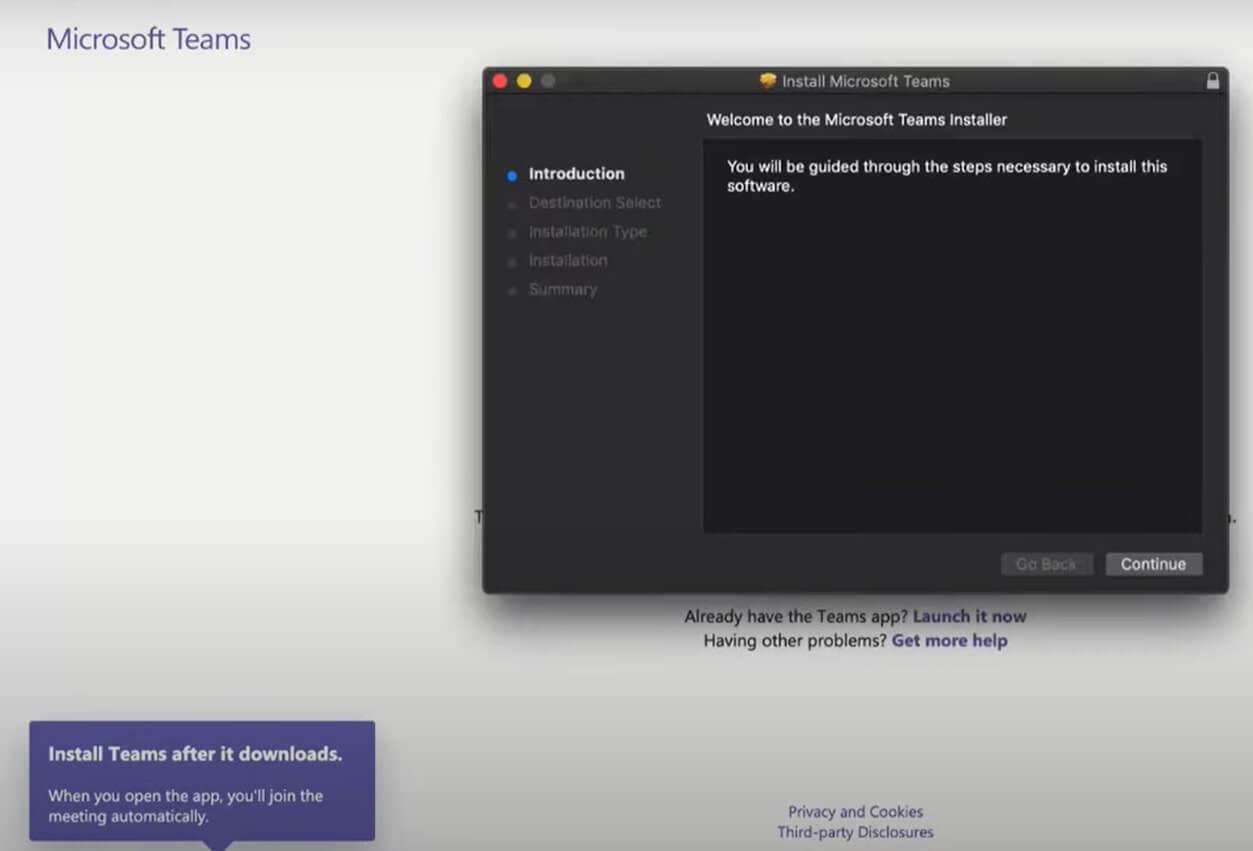 How To Use Microsoft Teams On Mac?