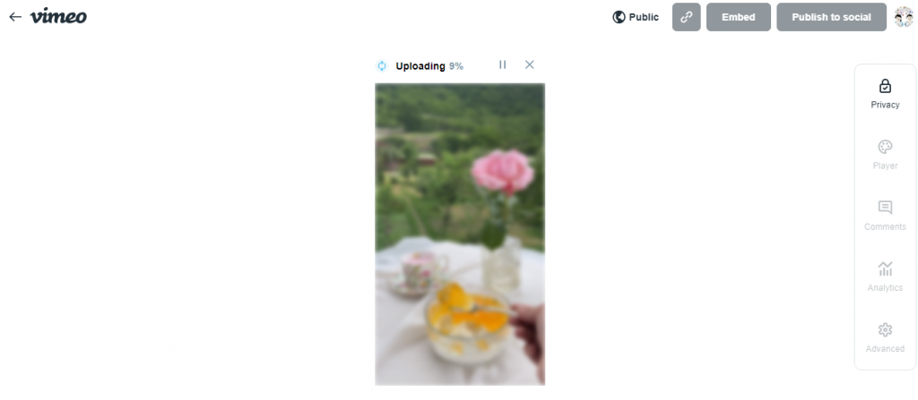 How To Make GIF From A Video On Vimeo