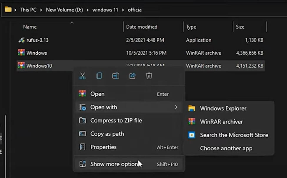 How To Install Windows 11 On An Unsupported CPU?